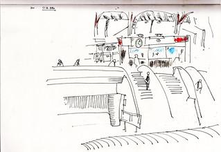 Estación Príncipe Pío, Madrid