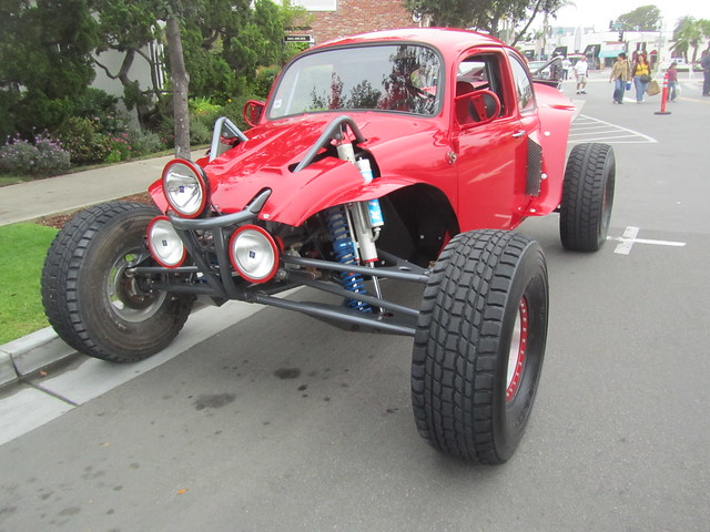 how to build a baja bug suspension