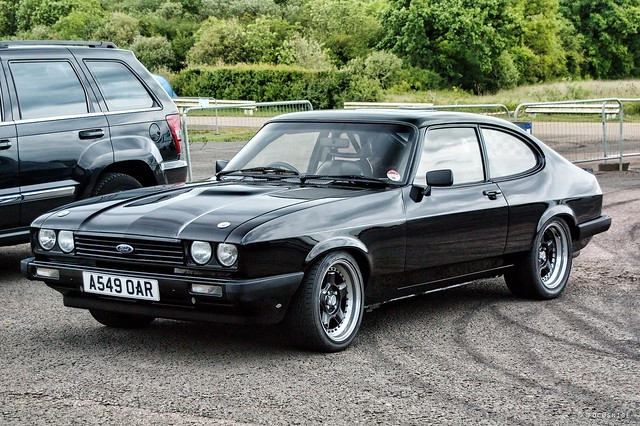 ford capri performance tuning and modified show 2011. Black Bedroom Furniture Sets. Home Design Ideas