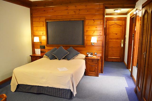 Bedroom, Hotel Grevol, Llanars, Girona