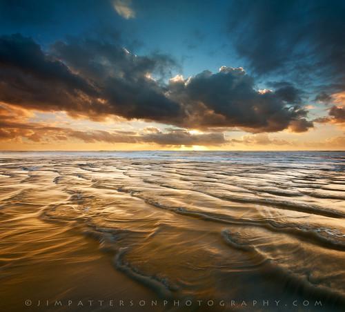 ocean california sunset usa seascape beach nature landscape golden coast shore ripples sangregorio sanmateocounty statebeach jimpattersonphotographycom seatosummitworkshops seatosummitworkshopscom