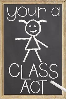 Class Act Girl