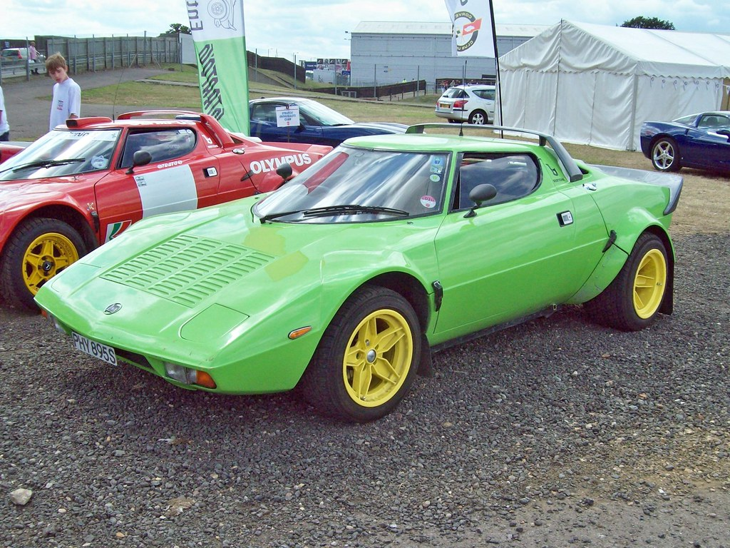Lancia Stratos Kit Car For Sale >> Hawk Lancia Stratos Replica Kit For Sale Front Flickr Photo