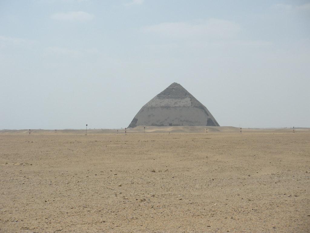 Bent Pyramid at Dashur
