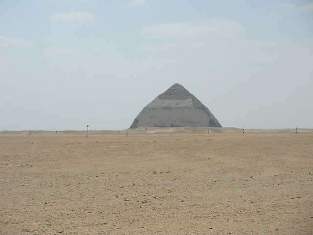Bent Pyramid at Dashur