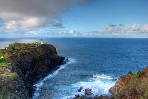 Kilauea Point Lighthouse in United States