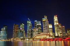 Singapore CBD , HDR
