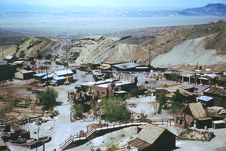 Calico Ghost-Town, California 1965