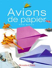 Didier Boursin - Avions de papier