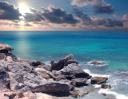 ocean sea beach sand waterfront florida shore
