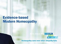 evidence-based modern homeopathy