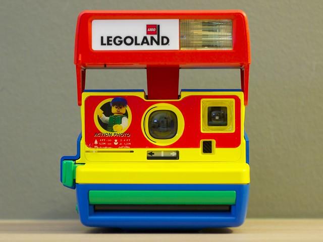 Legoland Polaroid 600