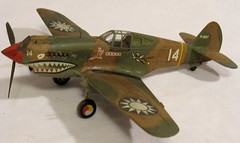 Aircraft of WWII Models