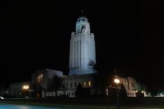 Nebraska State Capitol @ Night