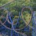 Vortex roller coaster