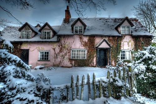 Lilly 39 s la nuova rubrica del luned la casa che vorrei for Planimetrie inglesi del cottage
