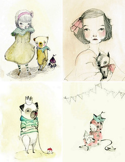 Paola Zakimi Illustrations