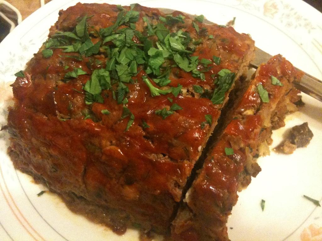Christmas Meatloaf.Christmas Meatloaf Meatloaf May Seem Too Humble A Dish To