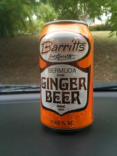 Barritt's Bermuda Ginger Beer