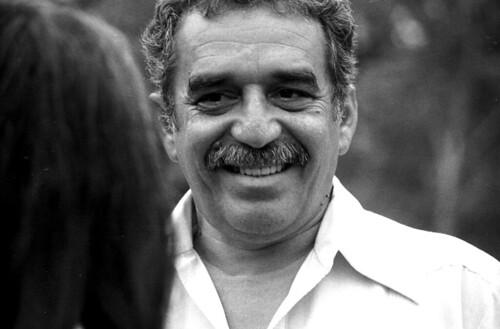 Gabriel Garcia Marquez, Washington, DC, 1976