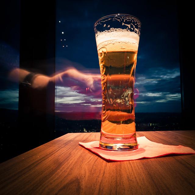 Beer & Sky