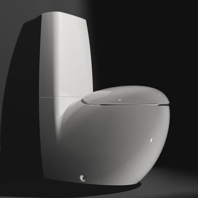 laufen ii bagno alessi one toilet flickr photo sharing. Black Bedroom Furniture Sets. Home Design Ideas