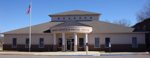 Lamar County Judicial Center (Vernon, Alabama)