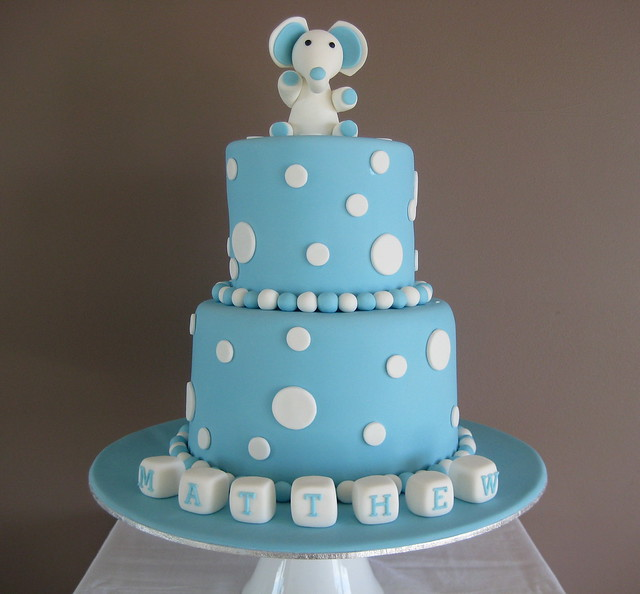 Elephant Cake Design http://www.flickr.com/photos/sweetcheekscookiesandcakes/5356759224/