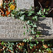 R. H. D. Barham's Grave by Cameron Self