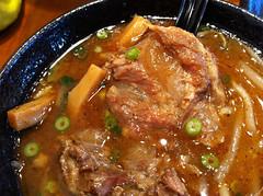 stew(1.0), curry(1.0), jjigae(1.0), kimchi jjigae(1.0), meat(1.0), food(1.0), beef noodle soup(1.0), dish(1.0), haejangguk(1.0), soup(1.0), cuisine(1.0),