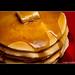 Sticky Golden Goodness: Pancakes by Old One Eye
