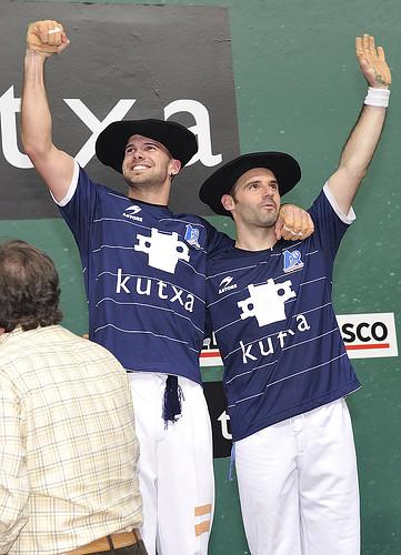 2010 Pairs Champions Zubieta and Xala are reunited