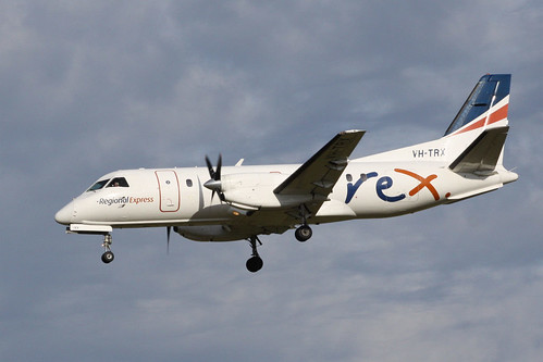 Aircraft (SF34) silhouette
