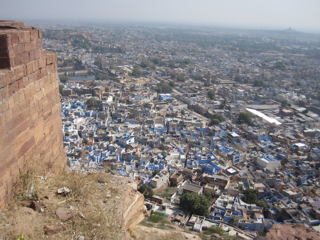 Jodhpur From Fort