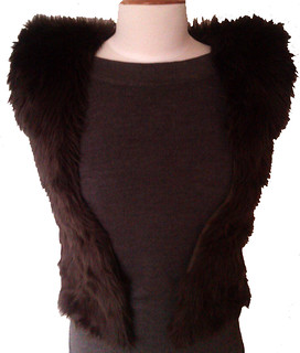 Faux Fur Vest Pattern