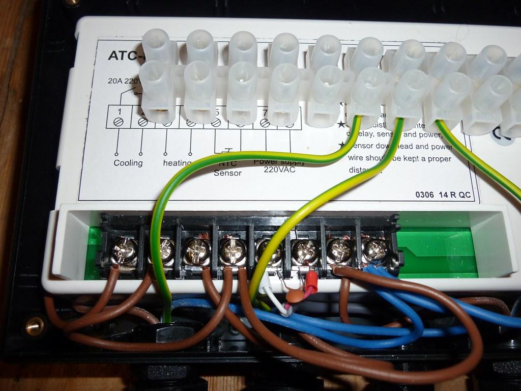 Atc 800  Wiring