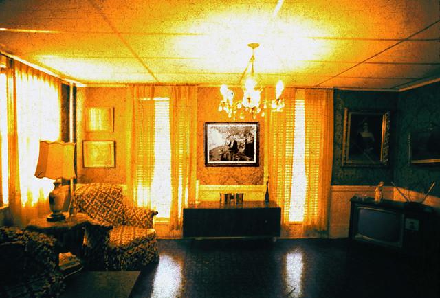 Brooklyn 1301 57st  Parlor 1977