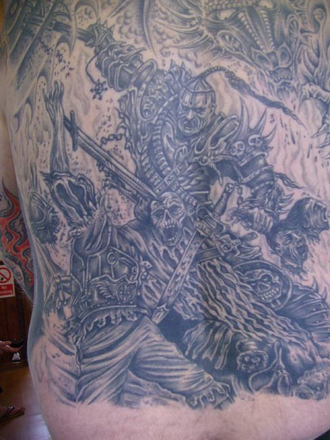 Back Tattoos 76
