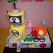 Yo Gabba Gabba Birthday Cake by Yahairam