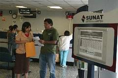 Contribuyentes de Sunat