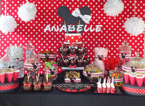 Minnie Mouse SUGAR STATION