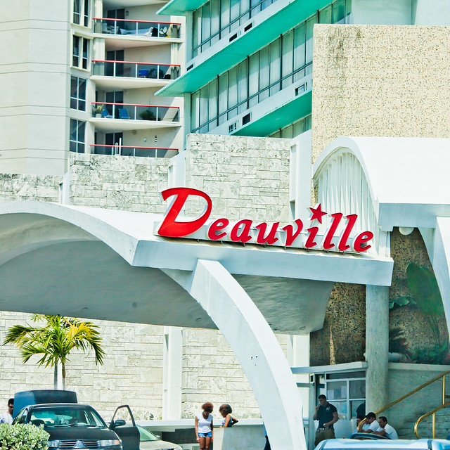 Deauville Beach Resort Miami Florida Reviews