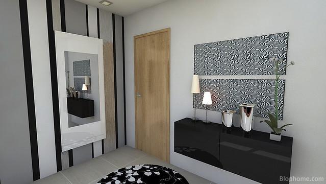 Photo - Alfombras para pasillos modernas ...