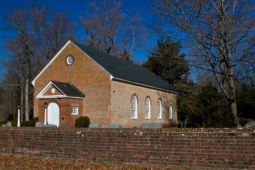 Christ Church, Middlesex County