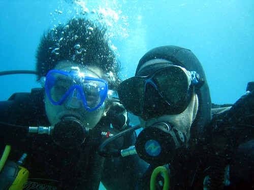with Ludo, our dive master