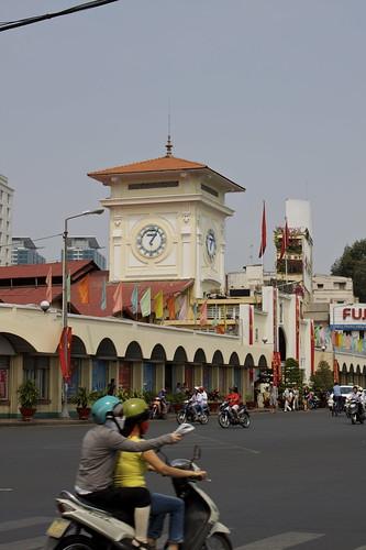 vietnam traveling saigon hochiminhcity hcmc benthanhmarket