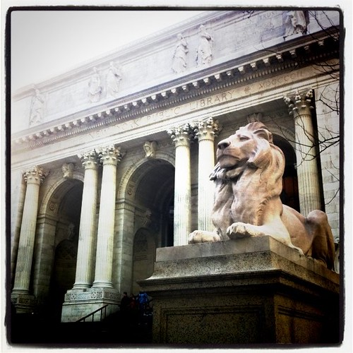 New York Public Library, Midtown