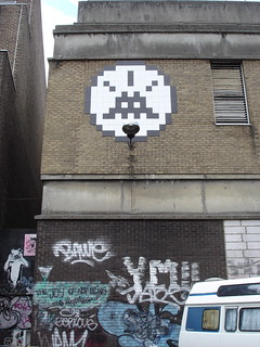 'Space Invader', London