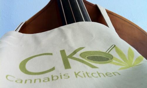 Cannabis Kitchen Apron
