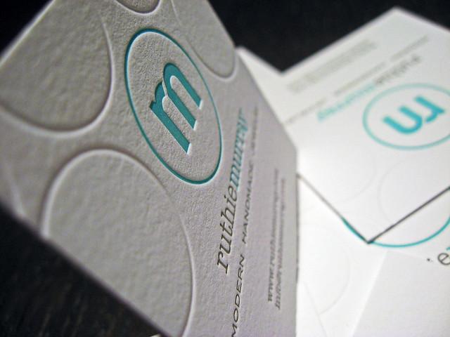 Modern handmade jewelry business card 9 flickr photo for Handmade jewelry business cards